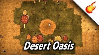 DESERT OASIS Setpiece Walkthrough - Don