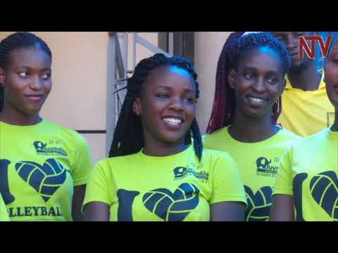 Nkumba volleyball team flagged off ahead of trip to Italy