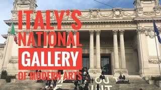 National Gallery of Modern and Contemporary Art, Rome