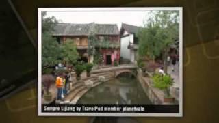 preview picture of video 'Il Salto della Tigre Planetvale's photos around Lijiang, China (salto della tigre cina viaggio)'