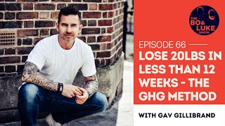From Male Stripper to Top Fitness Coach on LinkedIn - Gav Gillibrand (Season 3, Ep. 6)