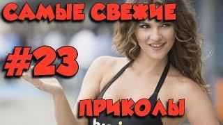САМЫЕ СВЕЖИЕ ПРИКОЛЫ/ ПОДБОРКА ПРИКОЛОВ #23