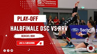 preview picture of video 'PlayOff Volleyball Bundesliga RR Vilsbiburg vs Dresdner SC'
