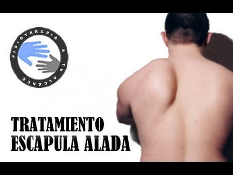 Dolor en el cuello da bajo el omóplato derecho