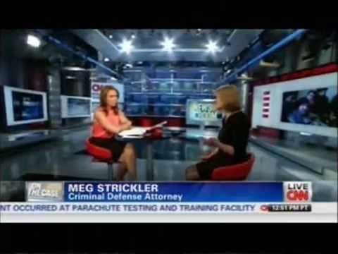 Atlanta Criminal Defense attorney Meg Strickler discussing #harroun on @cnn