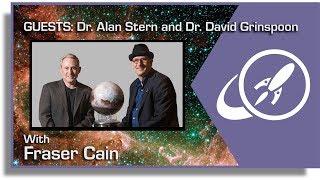 Entrevista: Dr. Alan Stern e Dr. David Grinspoon