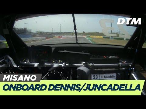 DTM Misano 2019 - Dennis/Juncadella (Aston Martin Vantage DTM) - RE-LIVE Onboard (Race 1)