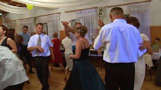 Cipu Cipu super zabawa na weselu u Karoliny i Przemka videofilmowanie Pilica Bedzin Zawiercie