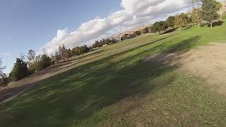 ZMR250 FPV Quad Flight