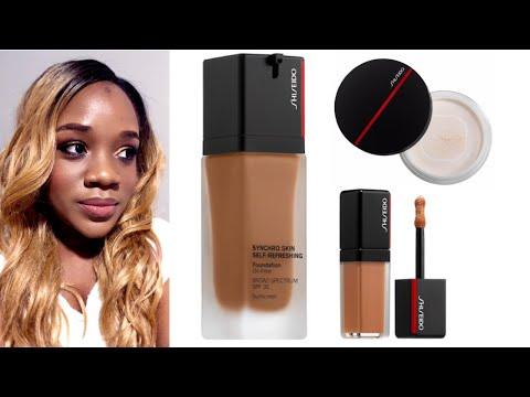 Synchro Skin Invisible Silk Loose Setting Powder by Shiseido #3