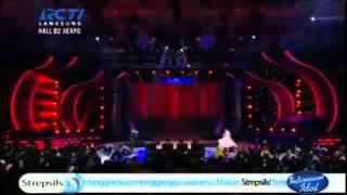 Nowela Feat Judika   Apakah Ini Cinta, Grand Final Indonesian Idol 16 Mei 2014