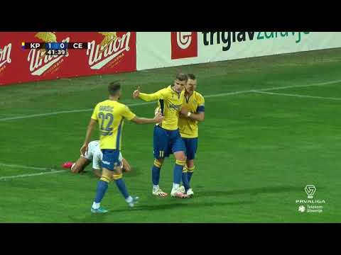 FC Luka Koper 3-0 NK Celje