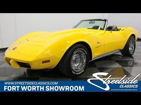 Video of '73 Corvette - Q3J6
