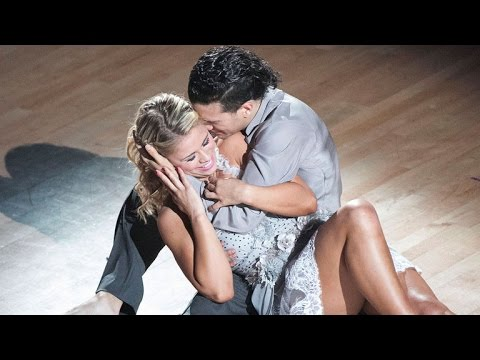 Mark Ballas Tears Up Over Paige VanZant's Stunning 'DWTS' Finale Routine: 'It's a Special Moment'