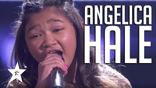AMAZING ANGELICA HALE America's Got talent 2017 | All Auditions & Performances | Got Talent Global