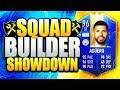 EPIC TOTS AGUERO SQUAD BUILDER SHOWDOWN! FIFA 19 ULTIMATE TEAM