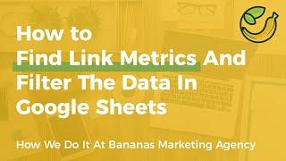 Bananas Marketing Agency - Video - 1