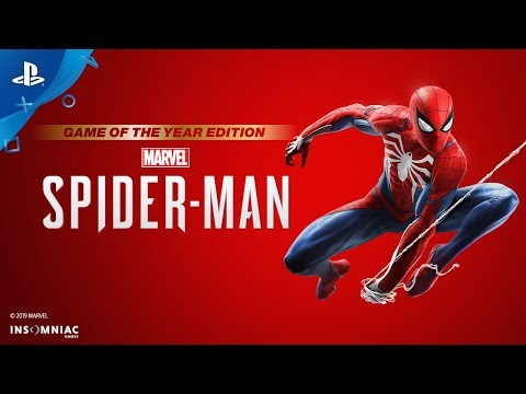 Marvel's Spider-Man: Game of the Year Edition - Accolades Trailer | PS4