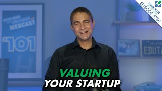 How to Value a Startup Company?