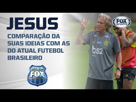 Jorge Jesus é uma novidade no deserto de ideias do atual futebol brasileiro?