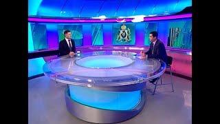 Интервью с губернатором Сергеем Фургалом от 25.02.2019. GuberniaTV