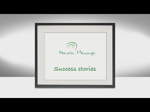 Nicola Menage Client Reviews<br />See hear what some of Nicola's clients say about their success stories