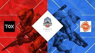 Halo HCS Finals 2018 - TOX Gaming vs Team Reciprocity   Grand Finals 8-0