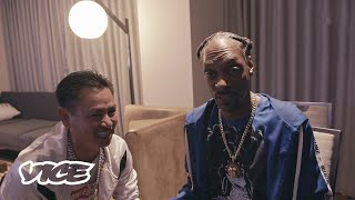 "Johnny Dang AKA ""The King of Bling"" Meets Snoop Dogg  