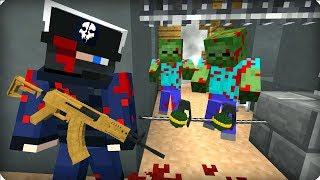 Боец-одиночка [ЧАСТЬ 36] Зомби апокалипсис в майнкрафт! - (Minecraft - Сериал)