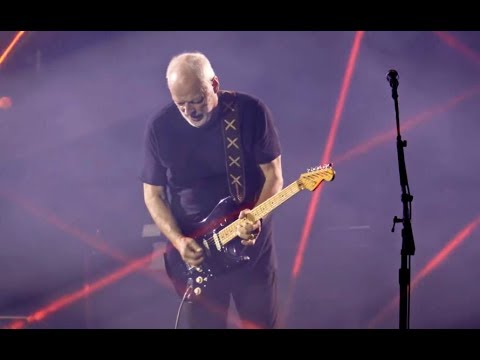 David Gilmour- Comfortably NumbLive in Pompeii 2016