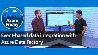Event-based data integration with Azure Data Factory | Kholo.pk