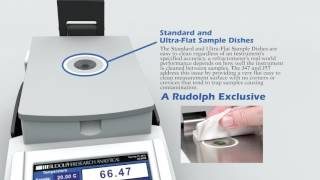 Refractometer, Rudolph's J47 & J57 Automatic Refractometers