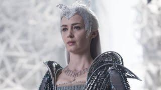 Freya (Ice Queen) - All Scenes Powers | The Huntsman: Winters War