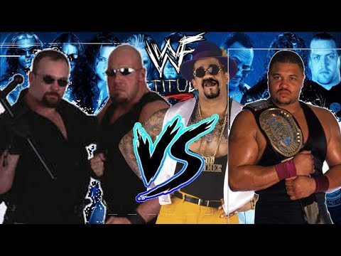 WWF No Mercy 2 0 Mod Matches The Rock \