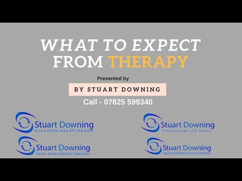 Coaching/Therapy Expectation