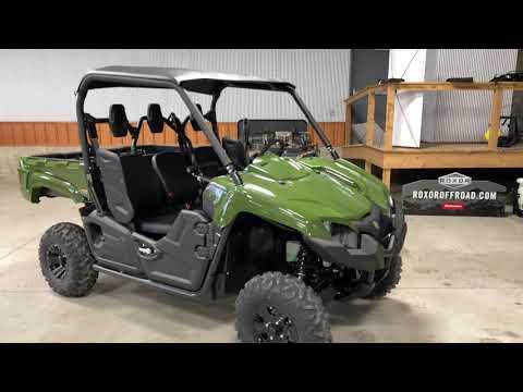 2021 Yamaha Viking EPS in Ottumwa, Iowa - Video 1