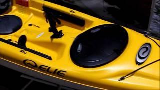 Elie Gulf 120XE Angler kayak