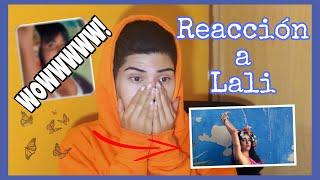 REACCIÓN  A LALI - SOMOS AMANTES/ Yo Soy Eduardo
