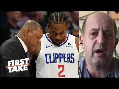 Jeff Van Gundy on the Clippers' title chances, Bucks & pivotal players in the playoffs | First Take