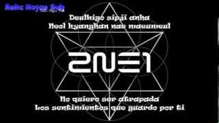 Baby I Miss You - 2ne1 [Sub español+Romanización] HD