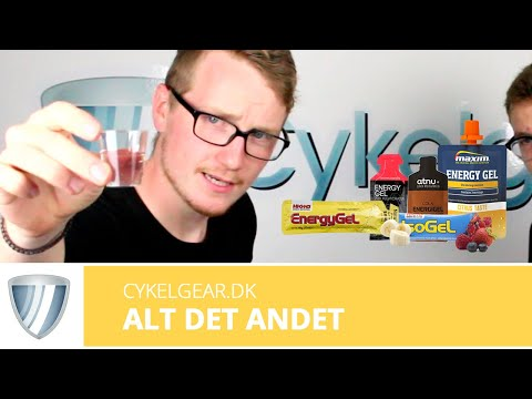 Maxim energigel appelsin 100g video