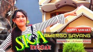 Happy Asmara Amergo Sayang...