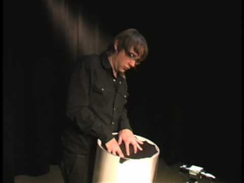 Get This Silent Drum Concept To Trent Reznor, Now!