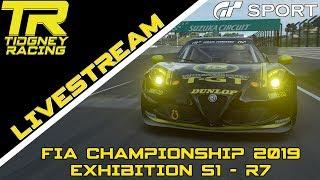 [GT Sport Livestream] - 3k Challenge || FIA 2019 Exhibition Season 1 - R7