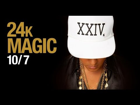 Bruno Mars - 24K Magic (Radio Edit) (CLEAN) [Lyrics In Description] Mp3