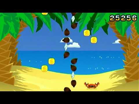 Coconut Dodge Playstation 3