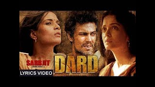 Dard Lyrics song Sonu Nigam- JAANi -Jeet   - YouTube