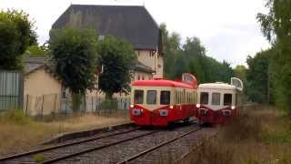 preview picture of video 'Wettfahrt zweier Picasso - Parallelausfahrt in Challerange'