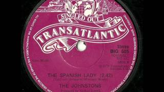 The Spanish Lady  - The Johnstons