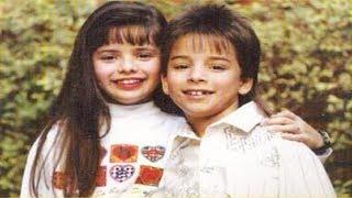 Sandy E Junior   -musica Maria Chiquinha- No Programa Clube Do Bolinha {1992}